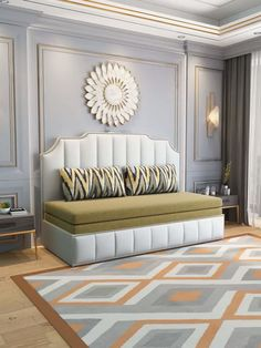 White Luxury Transitional Sofa Bed Couch Luxury Transitional Sofa Bed with Storage Video Heavy Furniture Roller Move Toolpg Features: Easy to use: Put the lifter under to furniture and lift it (can lift your furniture Sofa Bed Design, Living Room Sofa Design, Bedroom Bed Design, Bed Headboard Design, Bedroom Ideas, Master Bedroom, Plywood Furniture, Home Decor Furniture, Bedroom Furniture