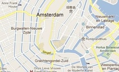 Het Amsterdam van Anne Frank