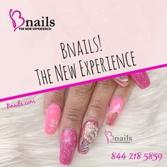 Call for Appointment: 844.218.5859  Book Appointment Online: Bnails.com/appointment Diy Nails, Swag Nails, Manicure, Anchor Nails, Cute Simple Nails, Best Nail Salon, Rose Nails, Beach Nails, Nail Shop