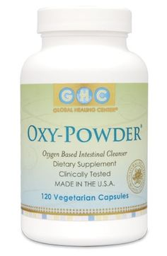 Oxy-Powder - This all natural oxygen colon cleansing dietary supplement can be used as often as 3 times a week.  It cleanses the whole digestive tract, not just the colon, for a healthy digestive system and relief of bloating, constipation, and lack of energy.