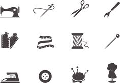 https://www.bing.com/images/search?q=Thimble Clip Art Black and White