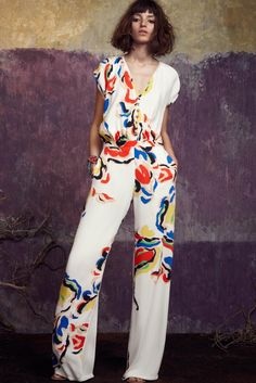 Saloni Spring 2015 Ready-to-Wear - Collection