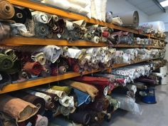 Massive fabric store, NEW, near Brighton