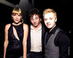 Emma Greenwell, Jeremy Allen White & Noel Fisher