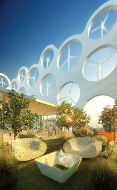COR Building Miami #travel #NorthAmerica #america #roadtrip #TravelInspiration #architecture #sites #SitesToSee