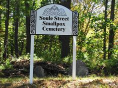 Soule St. Small Pox Cemetary Middleborough, MA My Town, Rhode Island, Massachusetts, Cemetery, Outdoor Structures, Places, Garden, Garten, Lawn And Garden
