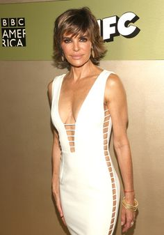 Lisa Rinna Photos Photos - Actress Lisa Rinna attends AMC Networks Emmy Party at…