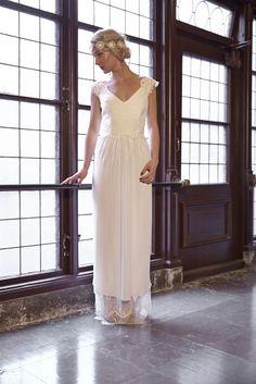 Valentina dress, Zetterberg couture