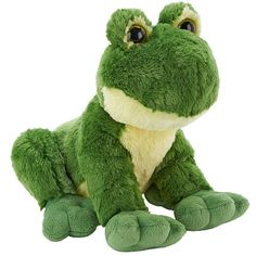 Toys R Us Plush 12 inch Frog - Green
