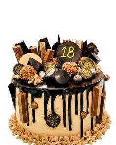 789C9CC1-383F-467A-BABD-B1FB1047D0F9-600x750 Ferrero Rocher, Jack Daniels, Oreo, Donuts, Birthday Cake, Candy, Desserts, Food, Caramel