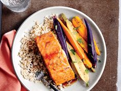 Complete the meal with a side of roasted or steamed carrots.