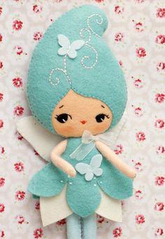 lil blue fairy