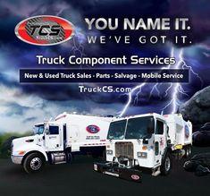 Truck Component Services - Heavy Truck Salvage Volvo Trucks, Heavy Truck, Peterbilt, Trucks For Sale, Semi Trucks, Truck Parts, American, Big Rig Trucks