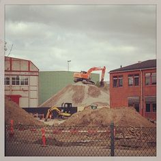 Digging up!! #copenhagen #valby