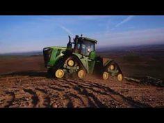 Video: Se John Deeres nye bæltetraktor   Landbrugsavisen