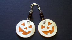 Trick or Treat Now Give Me Some Candy  Popcan Pumpkin by Jewellori, $9.00