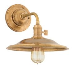 also a great wall sconce- kind of like the brass..