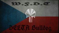 W.F.D.T Delta Bulldog Airsoftová Týmová Skupina