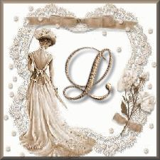 L_265.gif Short Vacation, Cute Alphabet, Creations, Victorian, History, Vintage, Inspiration, Art, Names