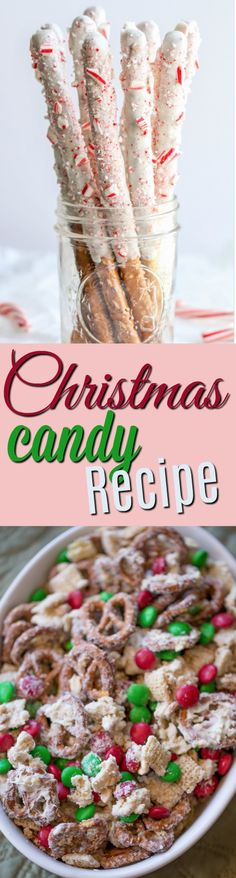 You and your family with have a ton of fun creating delicious candy, and maybe from now on, you'll make it a holiday tradition. I hope you enjoy these great candy recipes perfect for Christmas. Holiday Candy, Christmas Candy, Christmas Treats, Christmas Recipes, Holiday Foods, Christmas Desserts, Christmas Traditions, Holiday Ideas, Christmas Truffles