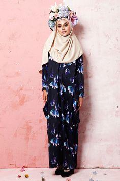 Tutu maxi dress cala qisya tumblr