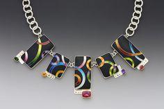 Anna Tai Enamel Jewelry