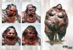 artstation zombie concept - Google Search