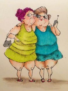 friends.quenalbertini: Girlfriends