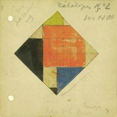 Theo van Doesburg 196 - Contra-compositie V - Wikipedia