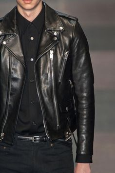 SLP leather FW 14