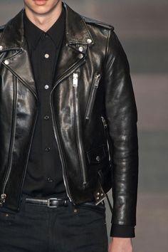 SLP leather FW 14
