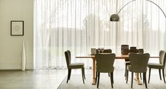 Voile-Serene-Stone-curtains - Voile curtains from Hillarys are a tremendously flexible option for any type of window, combining stylish looks with practical privacy benefits.