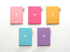 Cute passport covers makes handing out the right family members passport a snap.