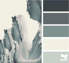 kleurenpalet grijs 5