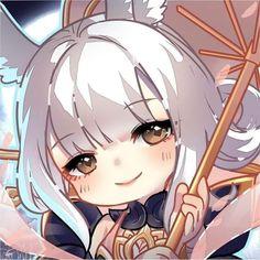 Cute Anime Chibi, Kawaii Chibi, Anime Girl Cute, Anime Art Girl, Kawaii Anime, Otaku, Chibi Wallpaper, Pokemon, Alice