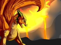 WIngs of Fire peril -I have awoken-
