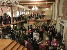 Greensboro corporate and social event space | Revolution Mill Events Center