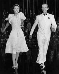 "Fact: For ""Begin The Beguine"" from ""Broadway Melody of 1940"" (1940) Ellie and Fred rehearsed for 2 solid weeks on just their arm movements, so they'd be perfectly synchronized! --- #eleanorpowell #classichollywood #classicmovies #classiccinema #classicactress #oldhollywood #classicfilms #classicfilm #actress #movies #moviestar #hollywood #dance #dancing #dancer #tapdancer #tap #tapdance #fredastaire #musical #broadway #rehearsal #practive #love"