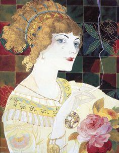 Georges de Feure (1868-1943) — (776x1000)