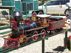 Live Steam Engine: Old Timey Looking                                                                                                                                                                                 More