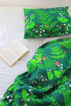 Det är en skog i min säng