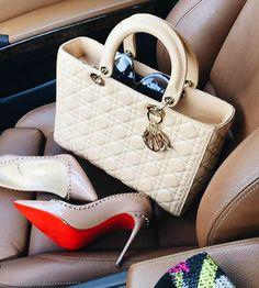 Dior & Louboutins
