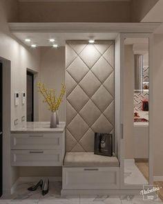Home Entrance Decor, House Entrance, Entryway Decor, Home Hall Design, House Design, Lobby Interior, Apartment Interior, Flur Design, Corridor Design