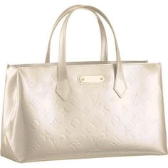 For My Holiday ,Louis Vuitton Monogram Vernis Wilshire Pm M91452 Ary-228