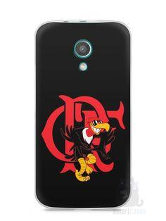 Capa Moto G2 Time Flamengo #2 - SmartCases - Acessórios para celulares e tablets :)