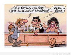 image drole Le beaujolais