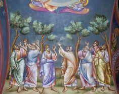 Byzantine Icons, Orthodox Icons, Christ, Painting, Painting Art, Paintings, Painted Canvas, Drawings