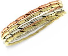 BCBGeneration Bracelet Set, Multi-Tone Textured Bangle Bracelets on shopstyle.com Bracelet Set, Bangle Bracelets, Bangles, Bcbgeneration, Texture, Jewellery, Bracelet, Bracelets, Jewels
