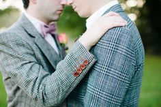 Autumn Wedding Inspiration ~ A Romantic Field Picnic, Rustic Barn, Bow Ties and Tweed | Love My Dress® UK Wedding Blog