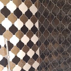 Lantern Tile, Arabesque, Cladding, Wall Tiles, Lanterns, Collections, Shower, Contemporary, Rugs